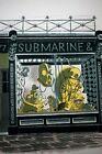 1930s art deco ERIC RAVILIOUS Submarine Engineer LITHOGRAPH Curwen Press