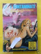 top n. 8 1975 i contaminati érotique erotisch rare erotic comics fumetti erotici