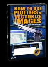 How To Use Plotters & Vectorize Images with Alan Pastrana by DVD Airbrush Action