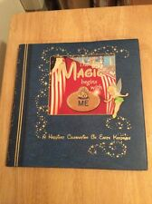 The Magic Begins With Me Disney 50 Cast Member Class Of 1955-2005 HC New
