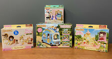 Calico Critters Accessories Lot - Brand New!