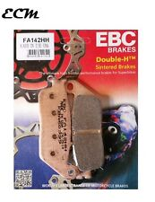 EBC/FA142HH Sintered Brake Pads (Front) - Suzuki GSF600 Bandit, RF600, AN650