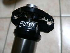 NOS VINTAGE PMP TITANIUM SEAT POST 27,2mm x 270 mm-184 grams-Black