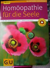 Homöopathie für die Seele von Dr. Markus Wiesenauer/Annette Kerckhoff
