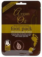 Deep Moisturising Foot Pack with Morrocan Argan Oil Extract  Argan Oil