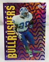 1999 Topps Season's Best BARRY SANDERS Detroit Lions Insert #SB27