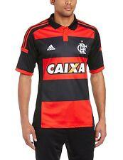 Adidas Men's 2014/15 Flamengo Home Football Soccer Jersey Shirt