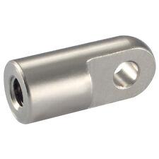 Air Pneumatic Cylinder Ram Piston Rod End Clevis Mount 20mm M8x1.25 Pk2
