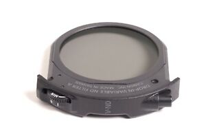 Canon Variable ND Drop-In Filter, fits Canon Filter Mount Adapter EF-EOS R