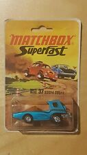 Matchbox Lesney Superfast N°37 Soopa Coopa Made in England 1972