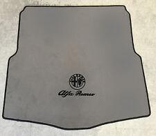 Autoteppich  Kofferraum für Alfa Romeo 159 Sportwagon Grau-schwarz L+S Neu 1tlg.