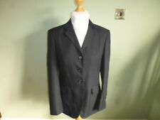 """Mears Competition Show Jacket ladies black size 38"""" UK 14"""