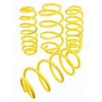 Mercedes C Class Saloon Lowering Springs 40mm W203 2000-2007 Excl AMG Estate