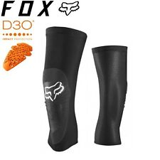 Fox Racing Enduro D3o Knee Guards Black Small