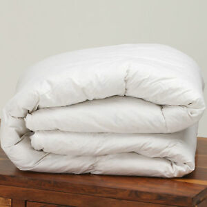 Pure Hungarian Goose Feather And Down Duvet 50/50 All Sizes & All Togs Available