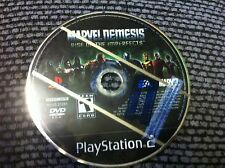 Marvel Nemesis: Rise of the Imperfects  (Sony PlayStation 2, 2005)DISC ONLY