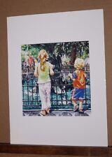Summer in Fountain Misha Ambrosia Children Fountain Square Park Bowling Green Ky