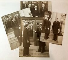 1930s Jimmy Byrne American heavyweight boxer original photo lot (4), boxing, old