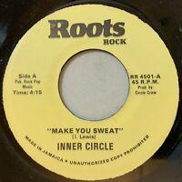 Inner Circle - Make You Sweat / Version 45 Reggae Dancehall VG+