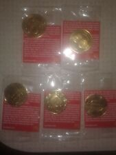 Rare Sold out complete set all 5 diff McCoins 50th anniversary set. 68-18.sealed