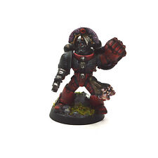 BLOOD ANGELS Captain #3 PLASTIC PRO PAINTED Warhammer 40K
