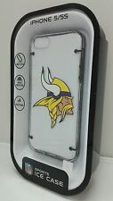 NFL Minnesota Vikings I-Phone 5/5S Ice Case