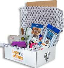 Lots of Pets Mighty Dog Party Box for Dogs 20 to 50 lbs.