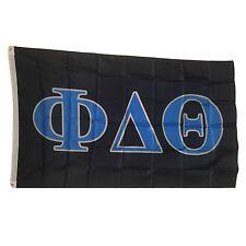 Phi Delta Theta Letter Flag 3' x 5' Phi Delt