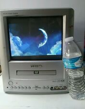 TOSHIBA TV DvD Combo for RV or Kitchen Works!