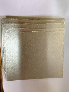 LG SHARP SAMSUNG SMEG PANASONIC MICROWAVE OVEN MICA WAVEGUIDE COVER 130 x 120 mm