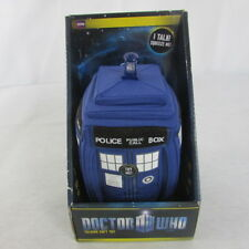 NIB Doctor Who Police Box Public Call Talking Toy With Light & Sounds BBC NEW