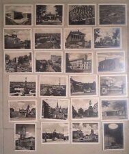BERLIN DIE GROBE STADT RUNDFAHRT MIT DER ELITE BEROLINA 24 FOTO D'EPOCA BERLINO