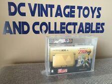 Nintendo 3DS XL The Legend of Zelda A Link Between Worlds Limited Edition Gold N