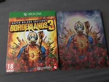 Xbox one game Borderlands 3 SDE  (steel case) great condition. £13 offer.