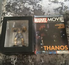 Thanos *Special* - Issue 4 - Eaglemoss Marvel MOVIE Collection Figure & Magazine