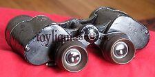 1942 WWII German LUX Dienstglas 7 x 50 CF Binoculars Schlieper & Baum, AG V RARE