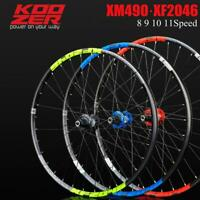 2 Qty 27.5x2.10 Tire Fast Small Knobs Mountain Bike Racing  Block MTB Pair