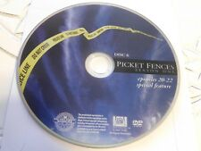 Picket Fences First Season 1 Disc 6 DVD Disc Only 70-171