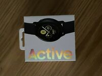 Samsung Galaxy Watch Active 2 40mm Aluminum Case with Sport Band Smartwatch -...
