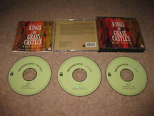 Mary Durack: Kings In Grass Castles - 3 CD Dramatisation ABC Audio RARE