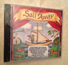 SAIL AWAY CD THE SONGS OF RANDY NEWMAN SUG-CD-4015 2006 POP/ROCK/COUNTRY
