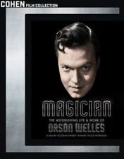 Magician Astonishing Life & Work of Orson Welles - Blu-ray Region 1 F