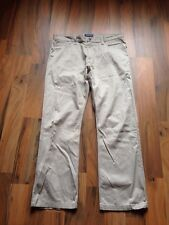 mens 36w 32l bhs Atlantic Bay stone Jeans