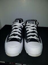Converse Platform Black Women Shoes Size 9