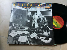 RADIATORS YOU HAVE THE RIGHT TO REMAIN SILENT LP RECORD 12""