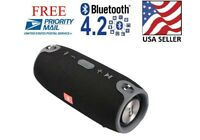 Bluetooth Wireless Speaker Portable Outdoor Waterproof Super Bass Subwoofer