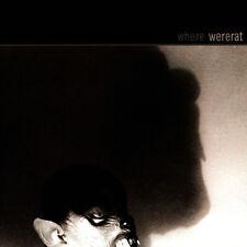 Where - Wererat CD 2006 psychotic dark ambient Eibon Records