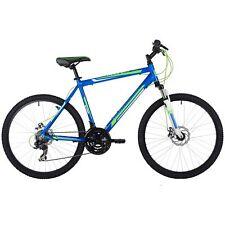 Barracuda Mayhem 26 Inch Front Suspension Mountain Bike - Unisex - Blue :Argos