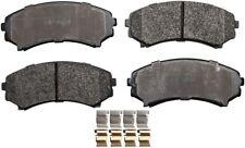 Disc Brake Pad Set-ProSolution Semi-Metallic Brake Pads Front Monroe FX867