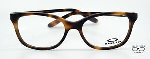 Oakley OX1131-0252 Tortoise Standpoint Eyeglasses New Authentic 52